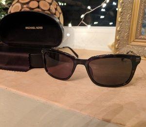 Michael Kors NWOT Sunglasses with Case